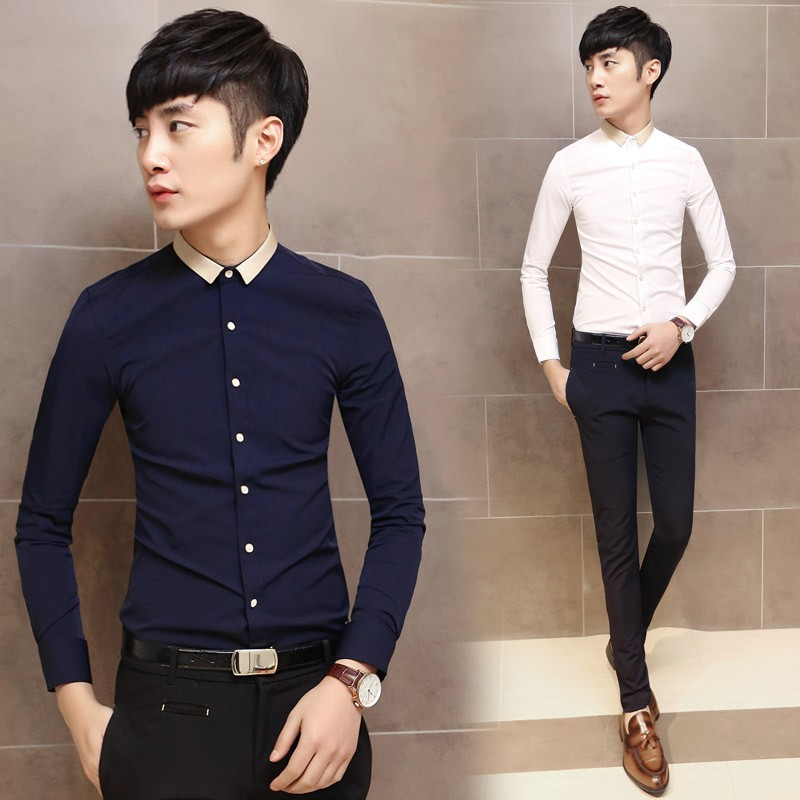 Asian male clothing