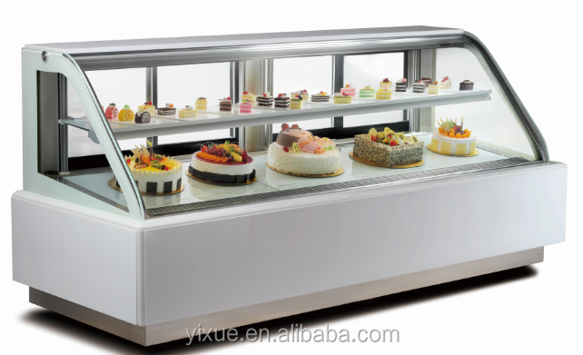 cheap and good quality china Used commercial cake refrigerators for sale