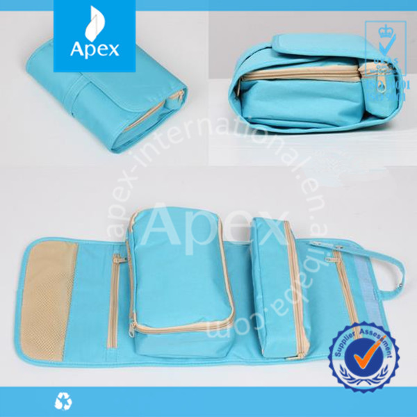 Hot Sell New Style Foldable Cosmetic Bag