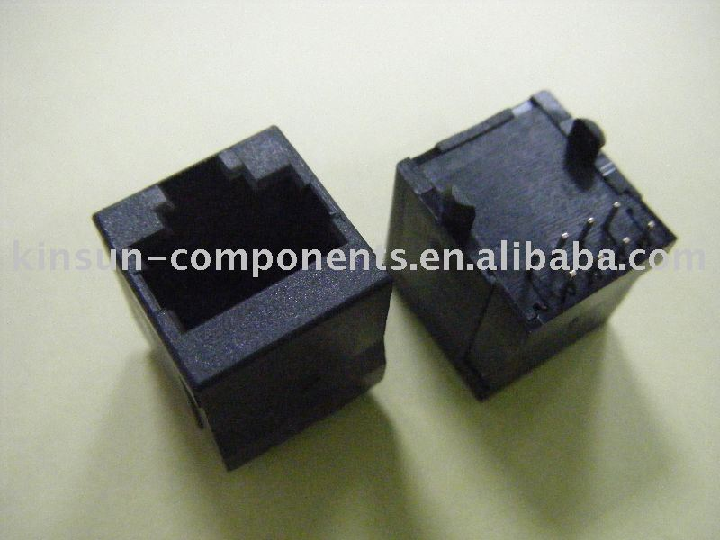 RJ45 3009 8P Top Entry Jack connectors