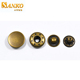 custom made metal buttons snap for coats