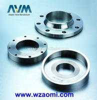 AOMI stainless steel pipe forged flange by leading OEM wholesale manufacturer