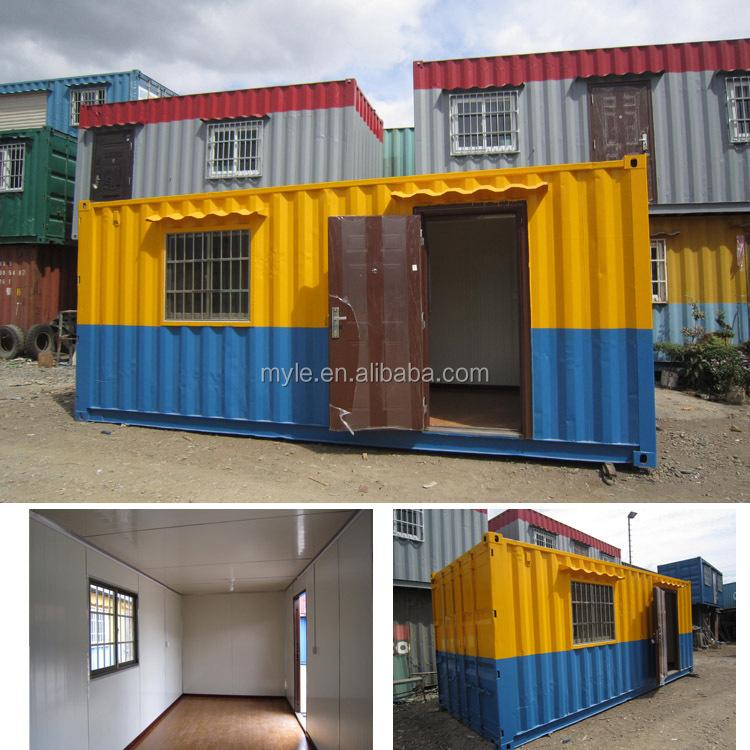 40ft carico contenitore dei prezzi delle case container - Casa container italia ...