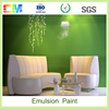 Washable waterproof interior wall emulsion paint /asian paints wall paint