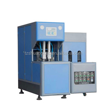 Hot selling semi-automatic 3ltr water bottle blow moulding machine for mineral water bottle