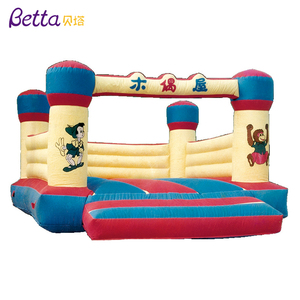 Best Sale Crazy Fun Jumping Castle,Indoor Or Outdoor Commercial Grade Bouncy Castle