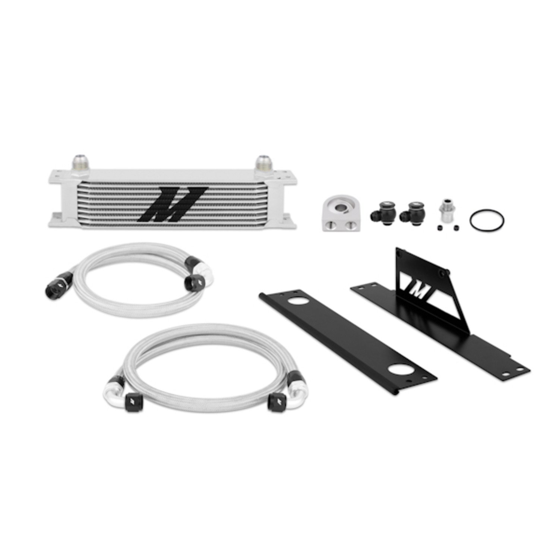 Mishimoto MMOC-WRX-01 Oil Cooler Kit for Subaru WRX/STI