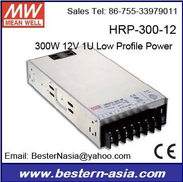 RPS-300-12 12V 300W power supply Meanwell HRP-300-12