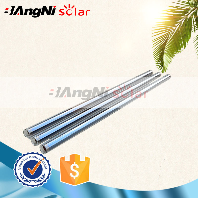 High quality 58mm solar water heater evacuated solar collector vacuum tubes