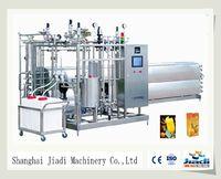automatic fruit juice mixing machine
