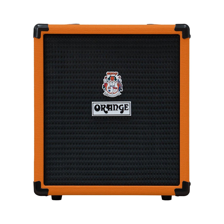 Orange CRUSH-BASS-25 | 25 Watt 8 Inch Bass Amp Combo Orange