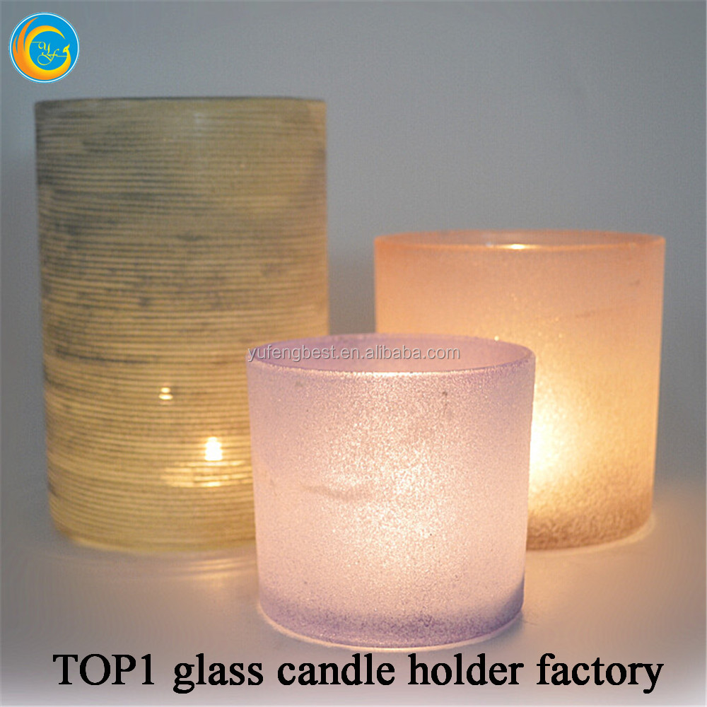 glass cylinder holder wholesale