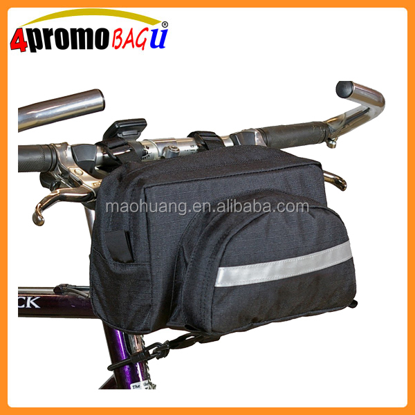 Bicycle Handlebar Bag Cycling Front Pack Bike Bag