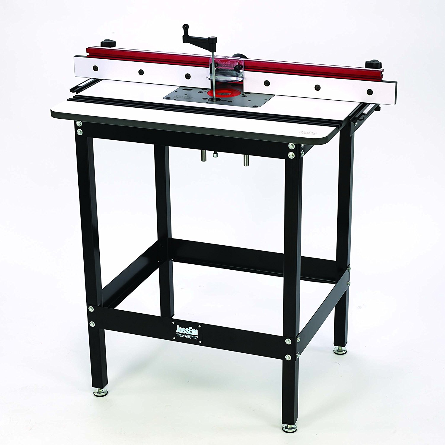 JESSEM Rout-R-Lift II Included Router Table System With Phenolic Top