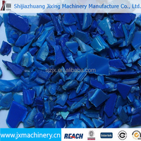 China manufacturerfactory HDPE blue Drums Scrap stock/low price