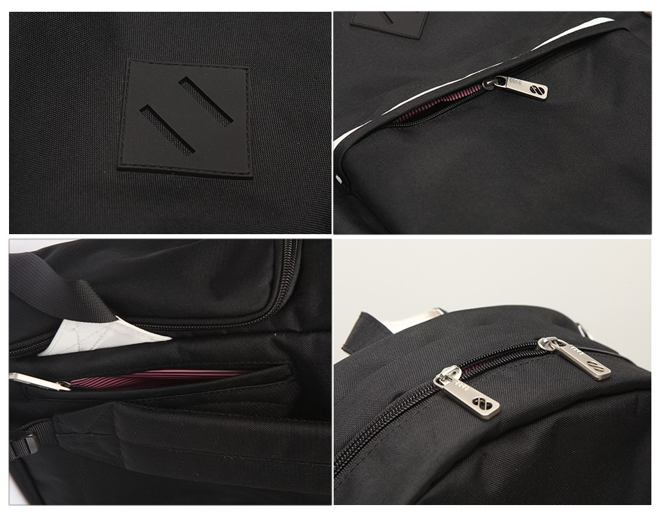 Backpack 8848 Bana: Wholesale 8848 Black Men Backpacks Men Fashion Europe