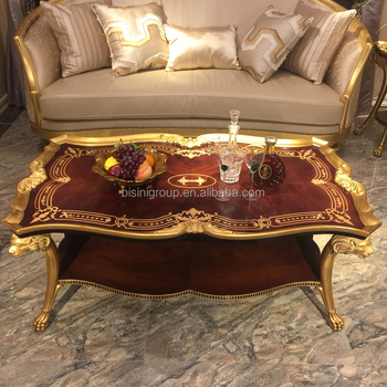 Luxury Antique Victorian Style Living Room Boulle Work Top Rectangle ...
