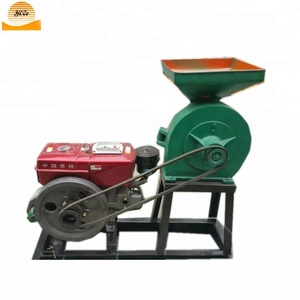 Small animal feed grinder grain corn crusher for corn crushing machine