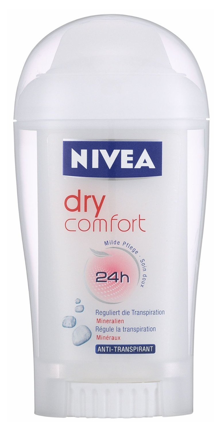 Cheap Nivea Dry Comfort Find Deals On Line At Men Deodorant Impact Roll 50ml Get Quotations New Antiperspirant Stick 40ml