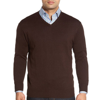 Manufacture Of China Pullover V Neck Jumper Sweaters Knitting For