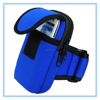 Mobile cases Sports running armband for all cellphone with Headphone Jack