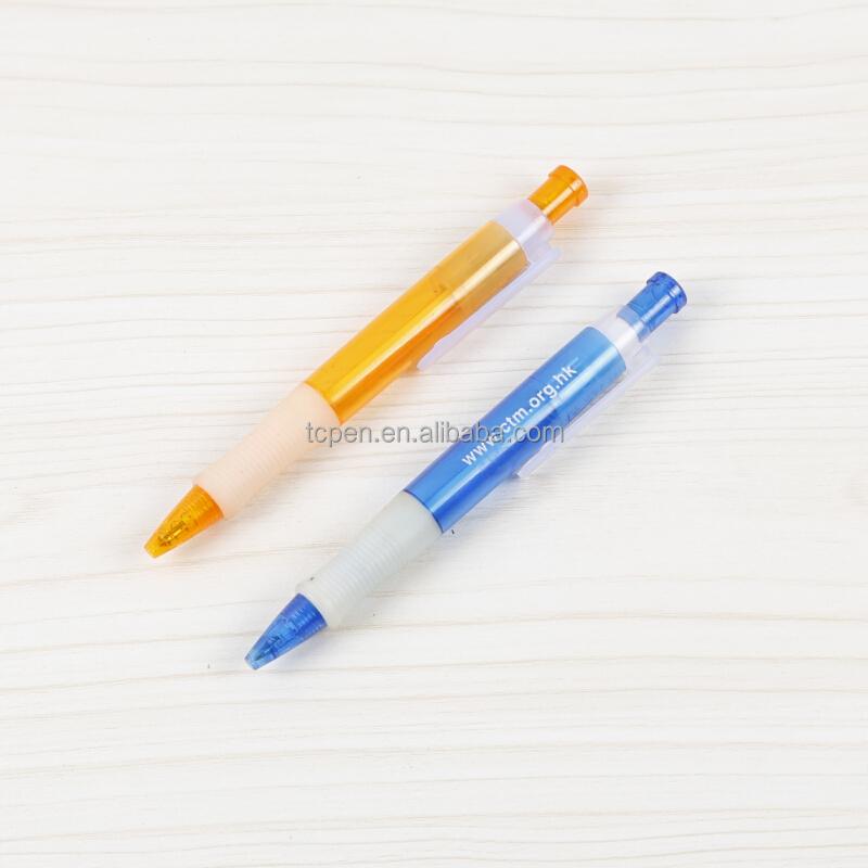 Normal Transparent Ball Pen Factory Direct China Pen Supplier ...