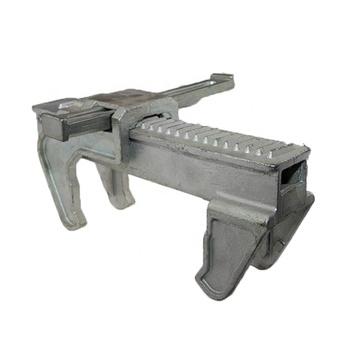 fiber formwork clamp for beams in concrete shuttering