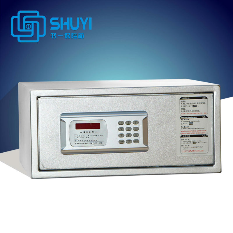 luxury security safe box for hotel, home,office, elctronic safety box