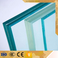 New design colored PDLC Smart Glass Film for Building Windows