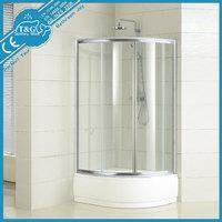Aluminum Frame Simple Shower Enclosure