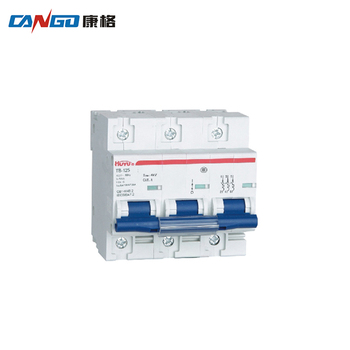 Micro Type AC MCB Three Phase Mini Circuit Breaker 25A for Home Use