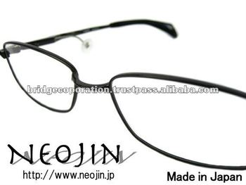Eyeglass Frames Made In Japan : Made In Japan Glasses Titan Optical Eyeglass Frame Without ...