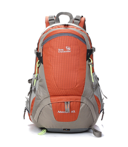 2017 New hot selling outdoor air flow backpack waterproof hiking oem backpack