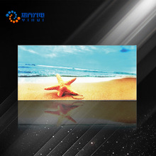 AF1702 Single Sided Aluminum Material LGP Fabric LGP Light Box