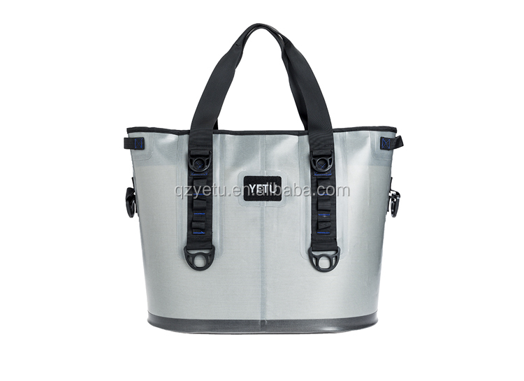 30L insulated Commercial Fishing Tote Cooler Bag