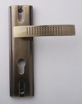 Quality Ghana Full Set Door Lock Dummy Door Handles