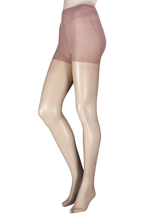 b3359ad93 Pretty Legs BLF Ladies 1 Pair 15 Denier Ladder Resist Fusion Tights