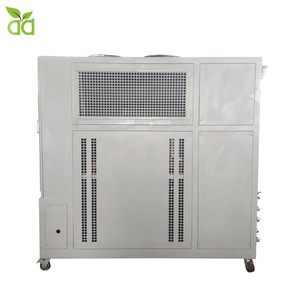 Customized 10kw Air-Cooled Oil Chiller