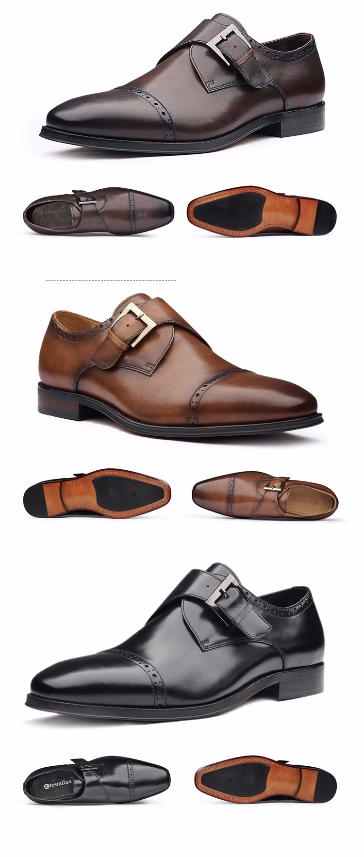 7ac02b75476 China factory fashion wholesale turkey style mens leader formal shoes new  italy design men leather high heel wedding shoes