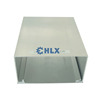 HLX-17 aluminum profile with cover/aluminum extrusion for holding cables and socket