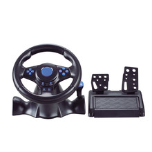 OEM 3in1 180 grad lenk winkel gamewheel virbation racing gamecontroller vedio auto spiel stick für froza-spiele
