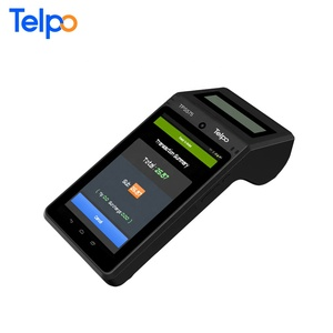wcdma pos for lotteries android pos terminal with printer