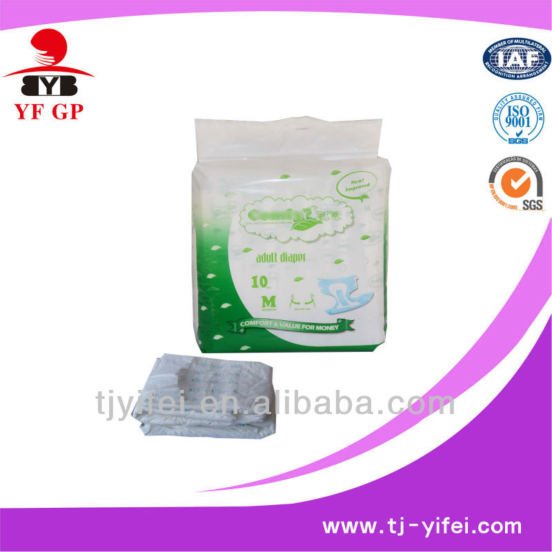 disposable thick adult diaper/new design adult diapers/disposable pvc adult diaper