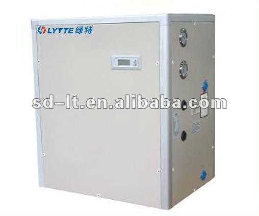 Productos hvac aire acondicionado central aprobaci n del - Bomba de calor geotermica precio ...