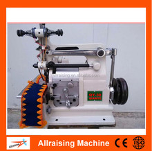 Half-Automatic Overlock Sewing Machine with Different types of Lace