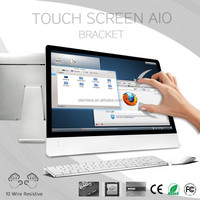 27 inch Price roll to top touch screen AIO desktop computer