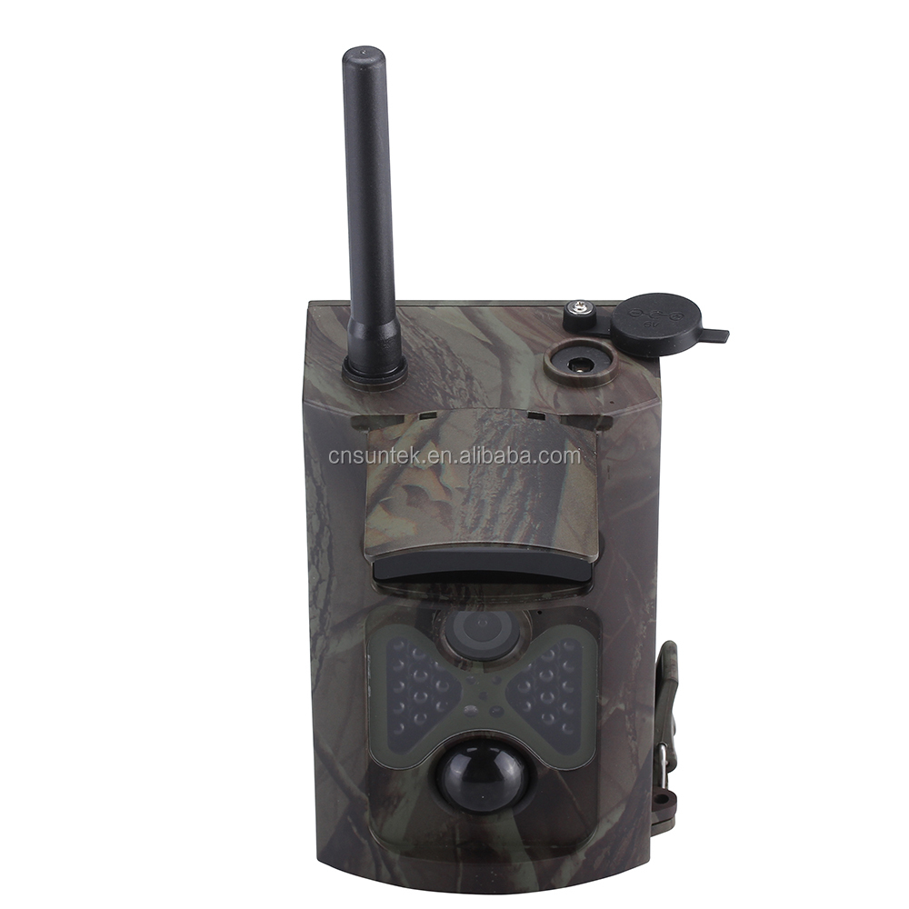HC550M MMS Waterproof 16MP Scoutguard Night Vision Infrared Hunting Trail Camera