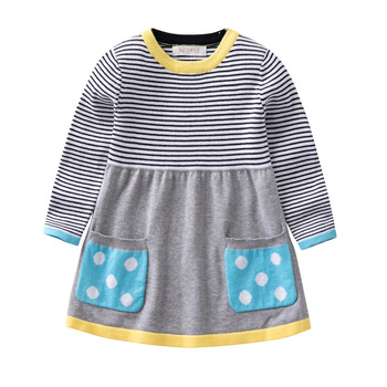 8bb80ab05 Pullover Thick Pattern Baby Girls Children Ugly Christmas Sweater ...