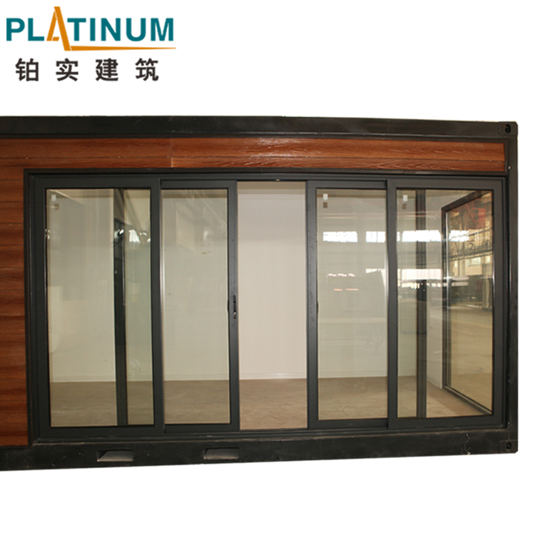 Good Quality Opening Collapsible Sliding Doors