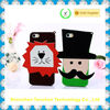 cute cartoon character phone case for iphone 5